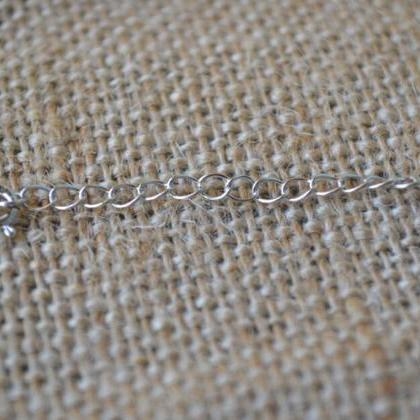 Personalized Monogram Necklace, 3 i..